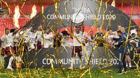 Community Shield kupası Arsenal'in