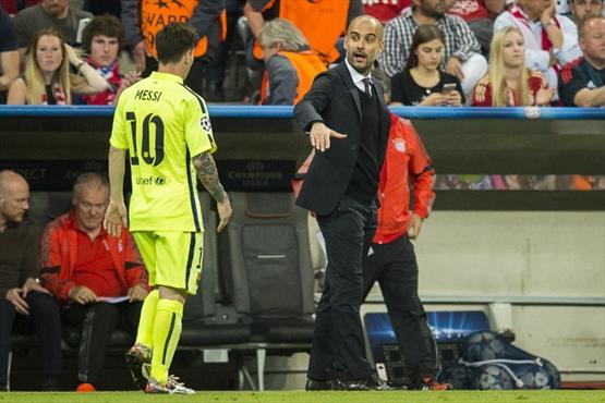 City'den 750 milyon euroluk Messi projesi