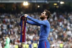 Messi ilk antrenmana katılmadı