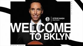 Brooklyn Nets'te Steve Nash dönemi