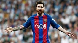 Barcelona'da Messi krizi tatlıya bağlandı