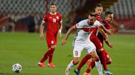 Sırbistan - Türkiye: 0-0