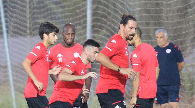 Antalyaspor, Gençlerbirliği'ne hazır
