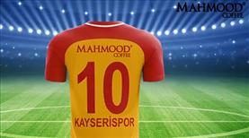 Kayserispor'a yeni sponsor