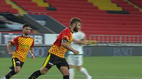 VİDEO | Alpaslan penaltıda hata yapmadı