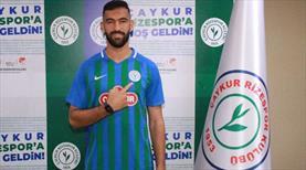 Çaykur Rizespor, Yassine Meriah'i kiraladı