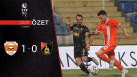 ÖZET | Adanaspor 1-0 İstanbulspor