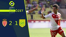 ÖZET | Monaco 2-1 Nantes