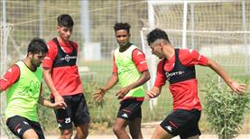 Antalyaspor'da Beşiktaş mesaisi başladı