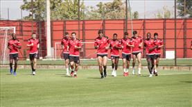 Gençlerbirliği'nde Konyaspor mesaisi başladı