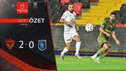 ÖZET | Atakaş Hatayspor 2-0 Medipol Başakşehir
