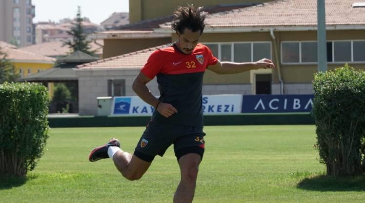 Kayserispor'da Alanyaspor maçı hazırlıkları sürüyor