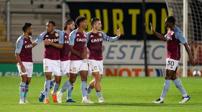 ÖZET | Burton Albion 1-3 Aston Villa