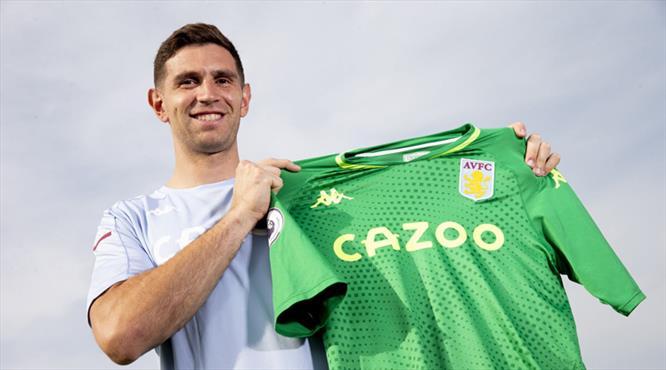 Emiliano Martinez, Aston Villa'da