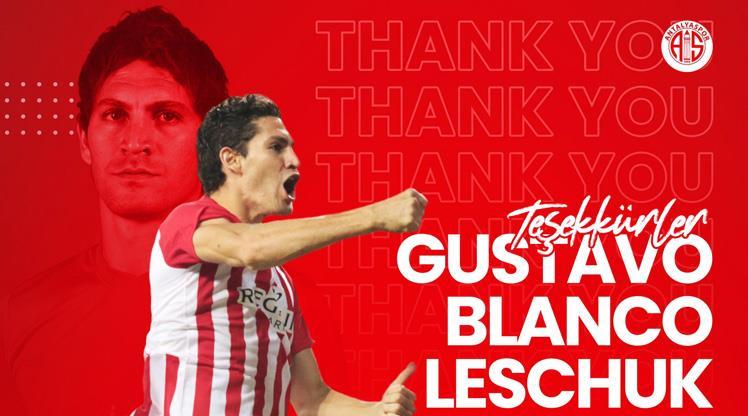 Antalyaspor, Leschuk'u kiraladı
