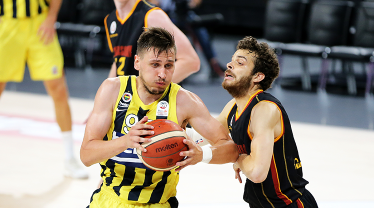 Daçka'nın finaldeki rakibi Fenerbahçe