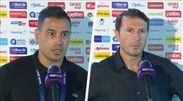 Alanyaspor - Kayserispor maçının ardından