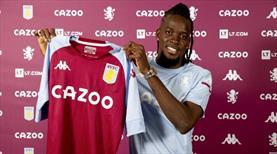 Aston Villa, Traore'yi transfer etti