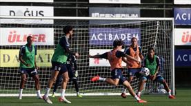 Fenerbahçe'de Hatayspor maçı hazırlıkları