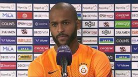Galatasaraylı futbolculardan maç yorumu