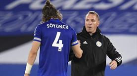 Leicester City zirveye yerleşti