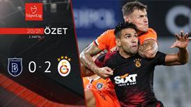 ÖZET | M. Başakşehir 0-2 Galatasaray
