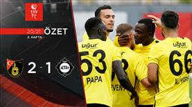 ÖZET | İstanbulspor 2-1 Altay