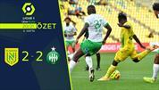ÖZET | Nantes 2-2 Saint-Etienne