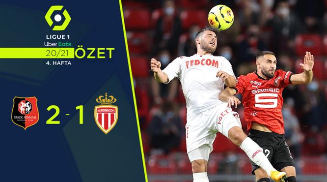 ÖZET | Rennes 9 dakikada döndü