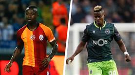 Galatasaray'da hedef Seri ve Doumbia