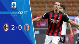 ÖZET | Milan 2-0 Bologna