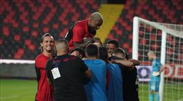 Gaziantep FK evinde kaybetmiyor