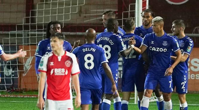 ÖZET | Fleetwood Town 2-5 Everton
