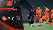 ÖZET | Fatih Karagümrük 2-0 Medipol Başakşehir