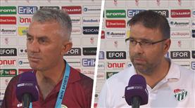 Bursaspor - Giresunspor maçının ardından