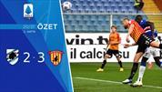 ÖZET | Sampdoria 2-3 Benevento