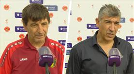 Ümraniyespor - İstanbulspor maçının ardından