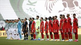 İH Konyaspor - Beşiktaş maçının notları