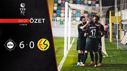 ÖZET   Altay 6-0 Eskişehirspor