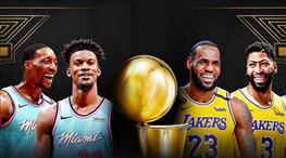 Heat 4., Lakers 17. şampiyonluğun peşinde