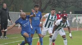 Giresunspor - Tuzlaspor maçının ardından