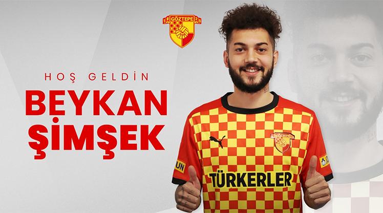 Göztepe, Beykan Şimşek ile anlaştı