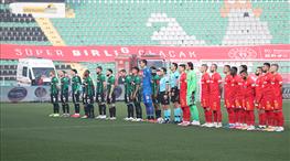 Y. Denizlispor - HK Kayserispor maçının ardından