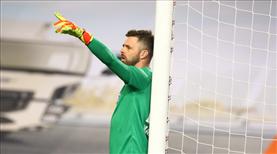 Valencia'nın penaltısını Marafona çıkardı