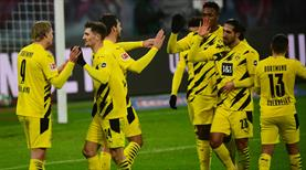 Dortmund ikinci yarı açıldı