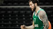 EuroLeague'de haftanın MVP'si Lauvergne