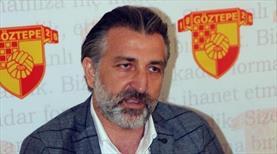 Göztepe'den teknik direktör açıklaması