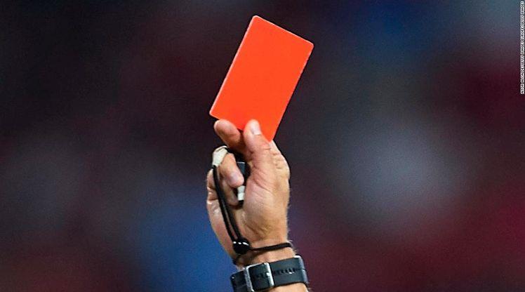 TFF 1. Lig'de kart raporu