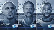 BB Erzurumspor üç transferi açıkladı