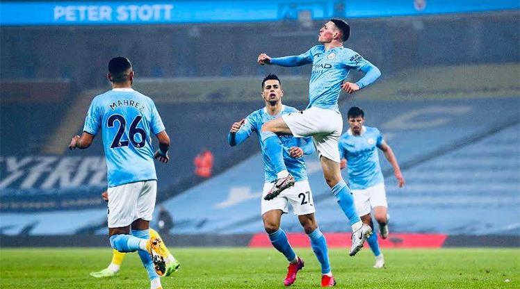 City, Phil Foden ile kazandı